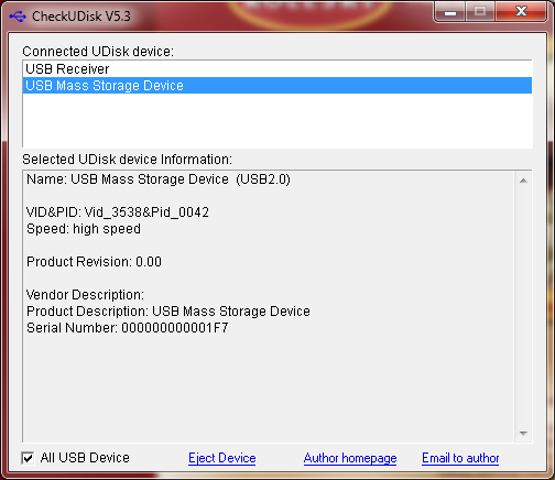 Download the program for flash drive in Russian  Software