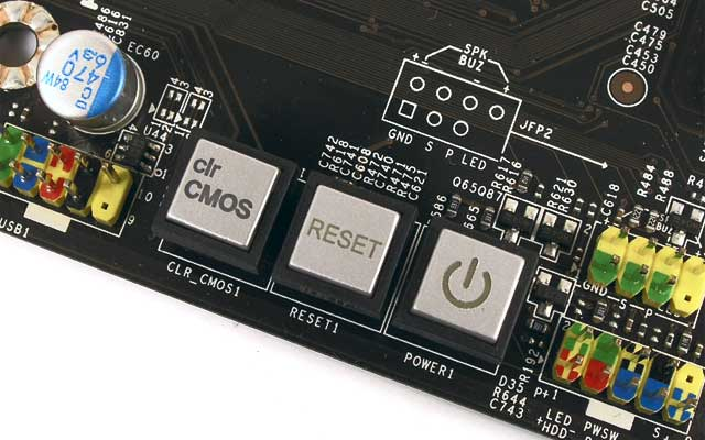 Cmos button on the motherboard hp  Tips on how to reset the
