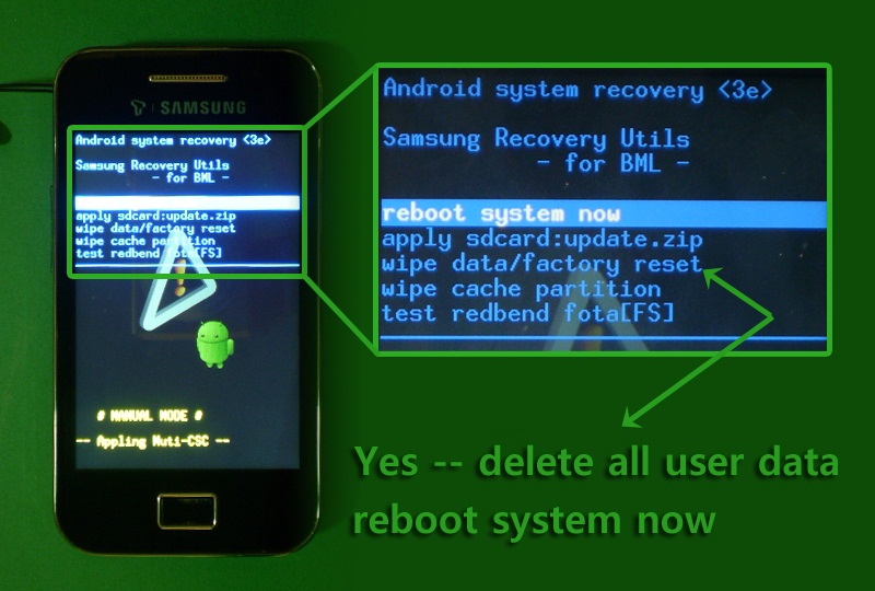 Как сделать сброс настроек китайского андроида 64