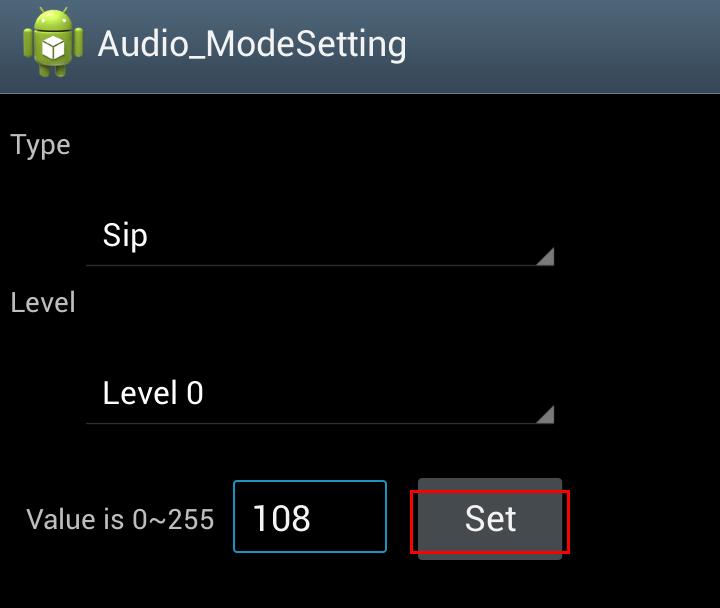 Description engineer mode  Engineering menu Android