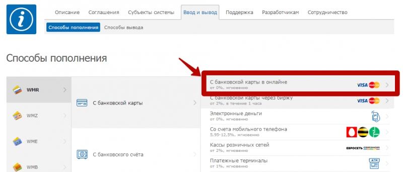 cum se face webmoney pe internet)