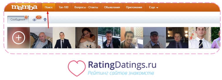 Dating-Website-Geheimnisse