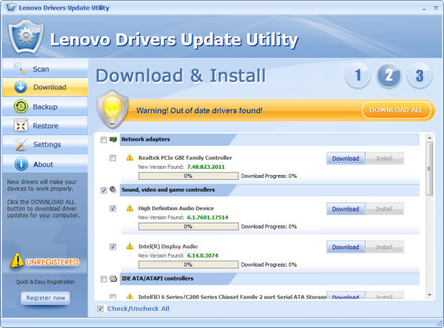 Programs for laptop lenovo download  Lenovo Utility What is this